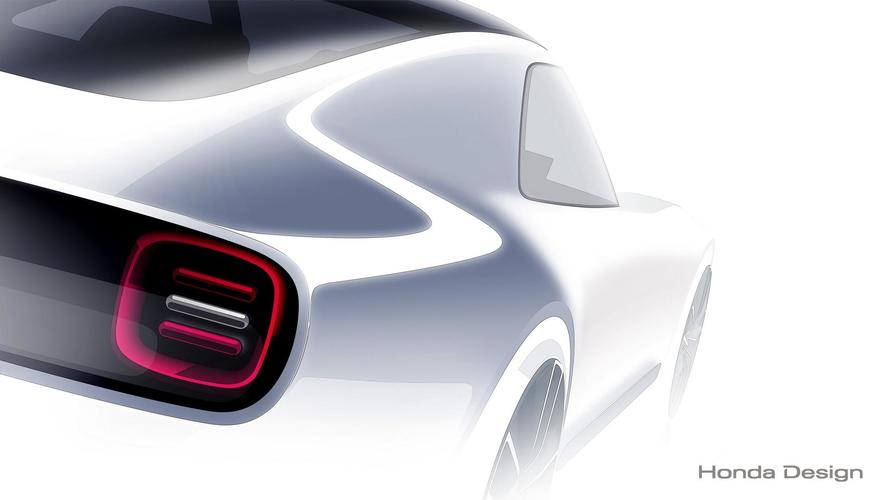 Honda Sports EV konsepti Tokyo'yu ziyaret için yeterli bir neden