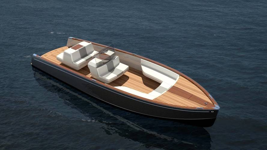 See The BMW i3-Powered Luxury Yacht In Detail