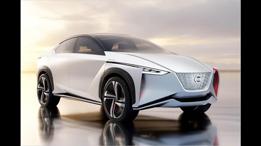 Nissan IMx Concept: Lautlose Zukunft