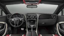 Continental GT interior