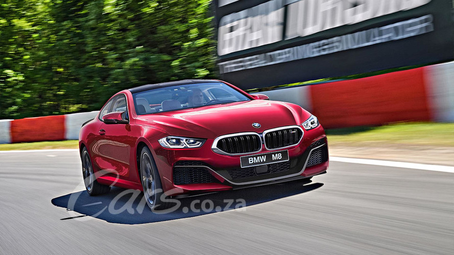 BMW M8 Rendering Looks Sharp, Ready For Production