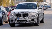 2019 BMW X4 M Spy Photos