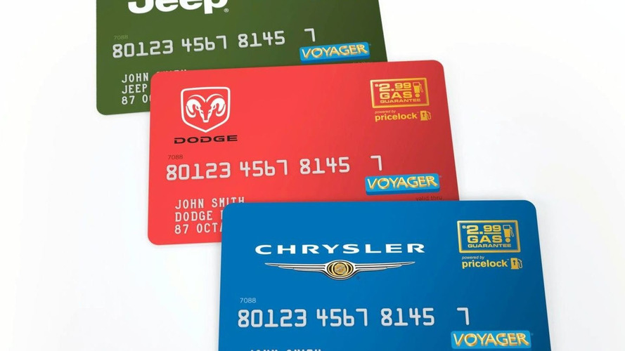 Chrysler Fixes Gas Prices for Three Years