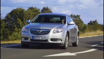 Opel Insignia adotta motori più efficienti