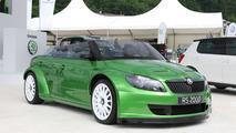 Skoda RS 2000 design concept, GTI-Treffen in Wörthersee, 02.06.2011