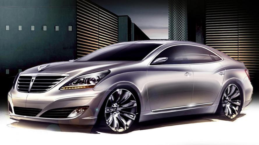 Hyundai Equus: ammiraglia coreana