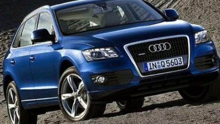 Audi Q5 Official Photos Leaked