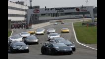 Lamborghini Blancpain Super Trofeo ad Adria