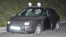 2012 Seat Ibiza Facelift spied 07.09.2011