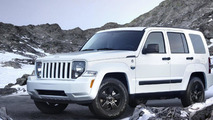 2012 Jeep Liberty Arctic special edition - 11.11.2011