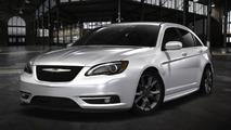 Chrysler 200 Super S tuning pack announced for Detroit