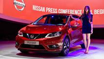 Nissan Pulsar at the 2014 Paris Motor Show