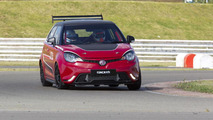 MG MG3 TROPHY CHAMPIONSHIP CONCEPT