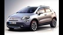 Fiat apresentará inédito 500X no dia 4 de julho; modelo será nacional em 2015