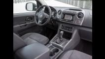 Afetada pelo escândalo de emissões, VW Amarok terá facelift em 2016
