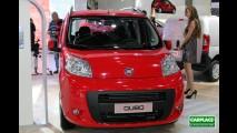 Salão de Buenos: Fiat anuncia a importação do Qubo para a Argentina