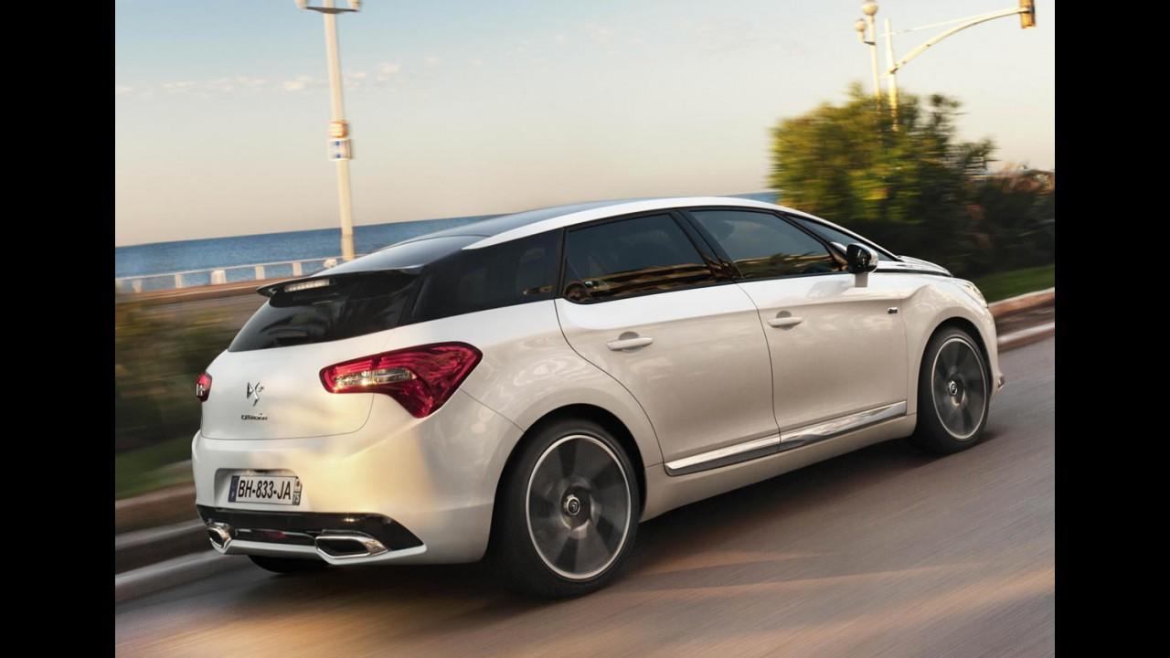Citroën importará linha DS diretamente da China a partir do fim do ano