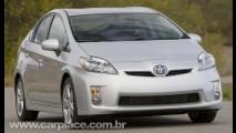 Japão: Prius é o mais vendido em mês com crescimento de vendas