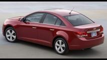 Chevrolet lançará Cruze em outubro na Argentina