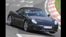 Novo Porsche Boxster é testado na Suécia