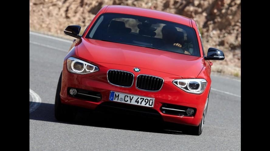 BMW divulga nova tabela de preços para o Brasil