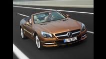 CLÁSSICO: Surgem fotos oficiais do novo Mercedes SL 2013