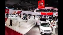 Salão SP: Nissan aposta em estande perfumado para atrair público