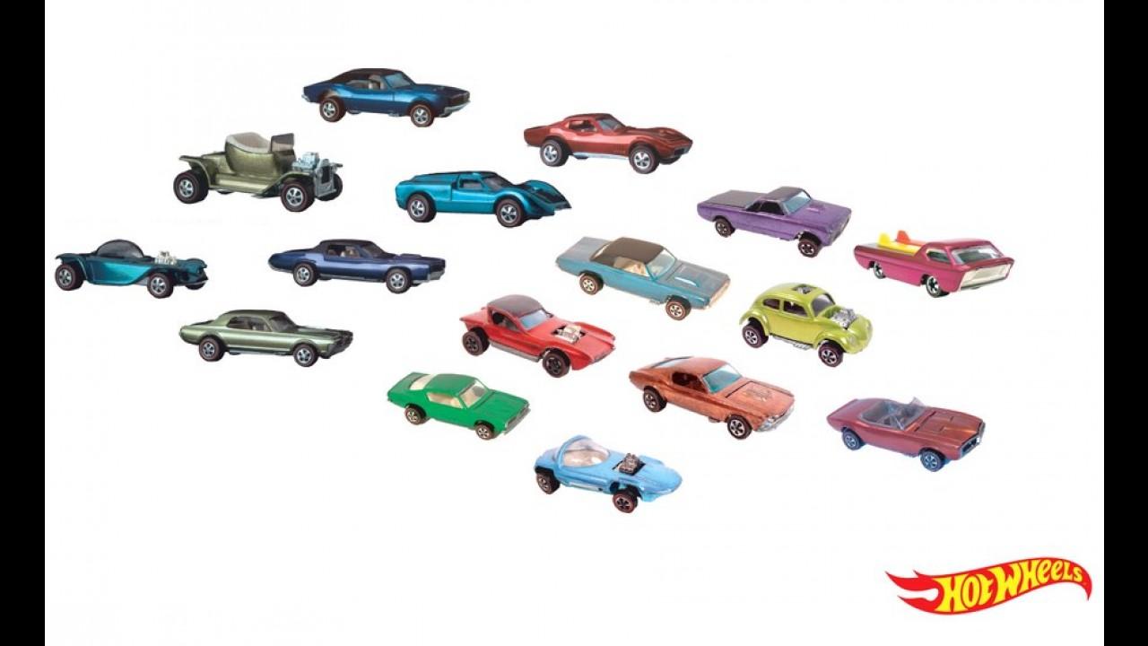 Hot Wheels confirma presença no Salão do Automóvel pela primeira vez