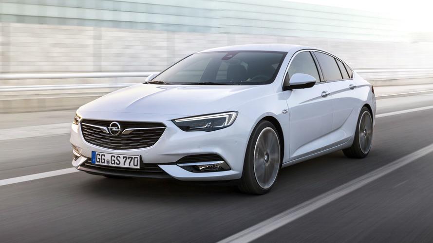 GM revela o Opel Insignia 2017, a 2ª geração do sucessor do Vectra