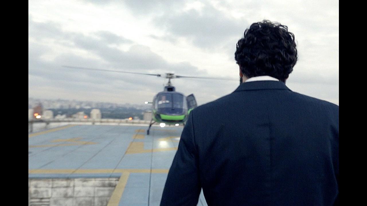Uber inicia transporte em helicópteros com preços a partir de R$ 66