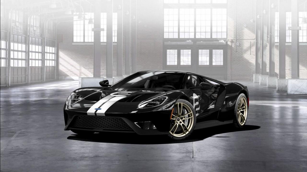 Ford GT ganha edição para comemorar 50 anos da vitória histórica em Le Mans