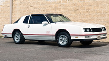 3. 1983 Chevy Monte Carlo SS