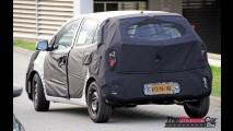 Flagra: nova geração do Kia Picanto começa a ser revelada