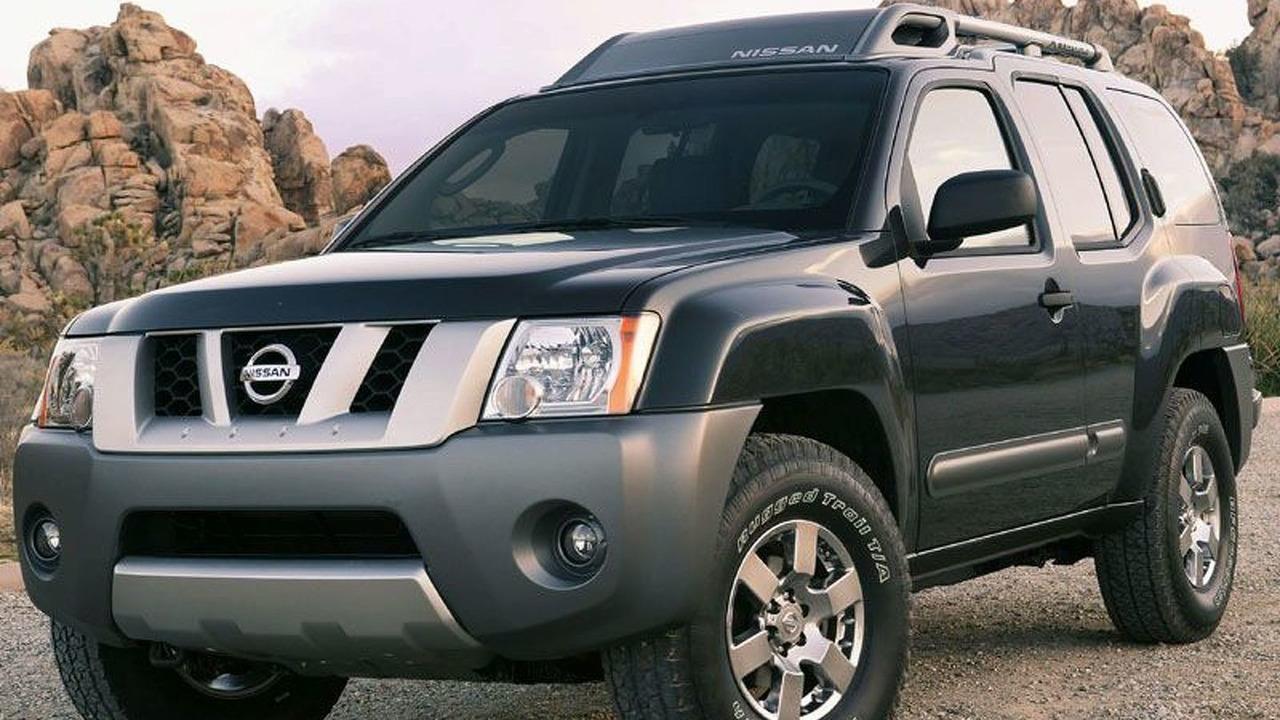 Nissan Xterra 2005