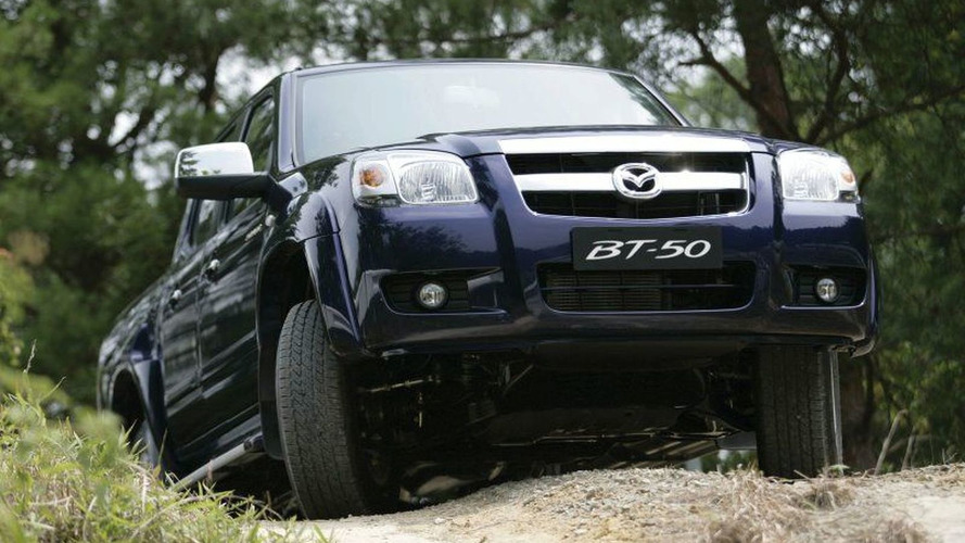 Mazda BT-50 Global Debut at 2006 Bangkok International Motor Show