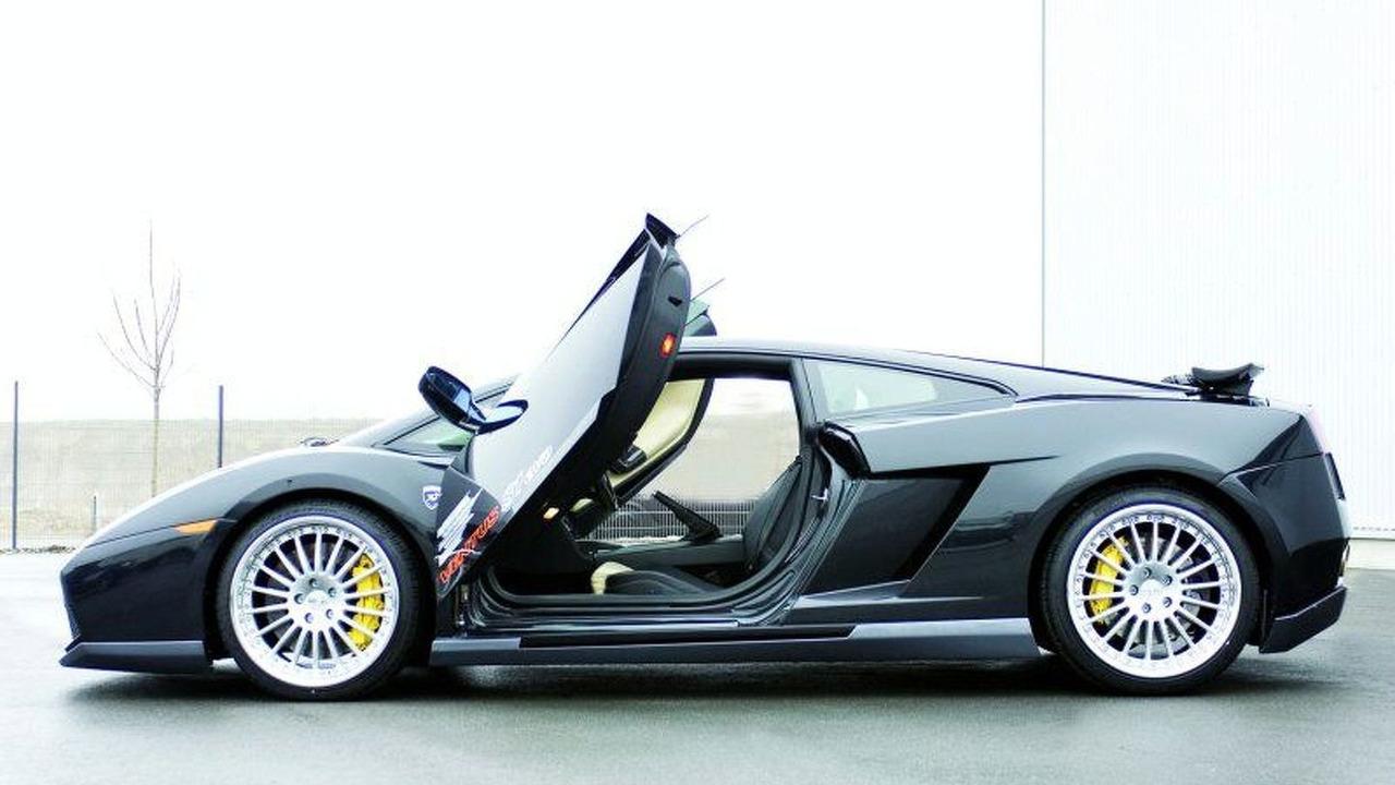 HAMANN wing doors for the Lamborghini Gallardo  sc 1 st  Motor1.com & HAMANN wing doors for the Lamborghini Gallardo | Motor1.com Photos