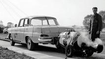 Béla Barényi - 1st Mercedes Safety Engineer