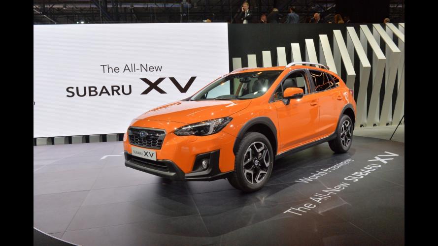 Subaru al Salone di Ginevra 2017