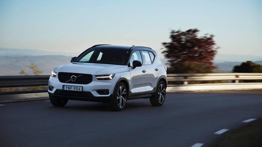 Volvo XC40 named European Car of the Year