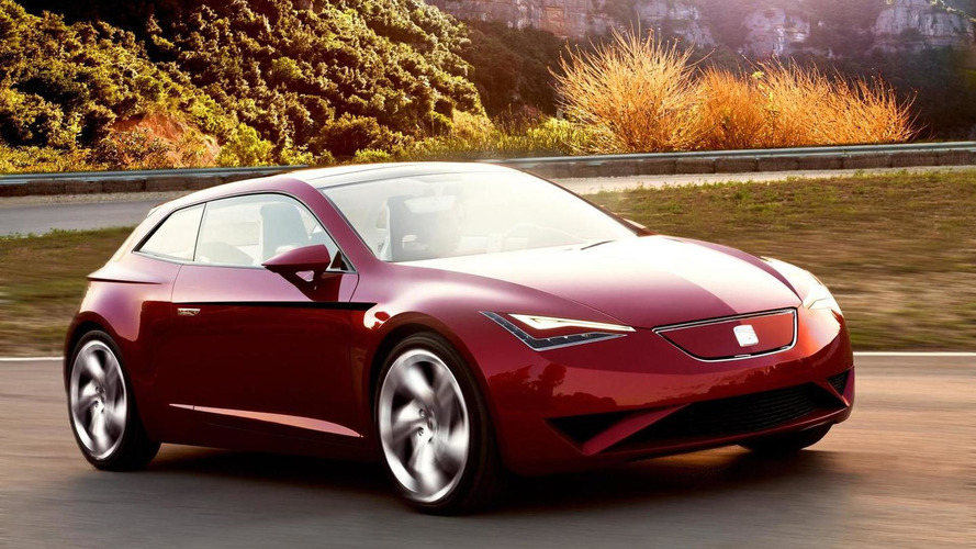 Three-door Seat Leon getting sporty coupe body style