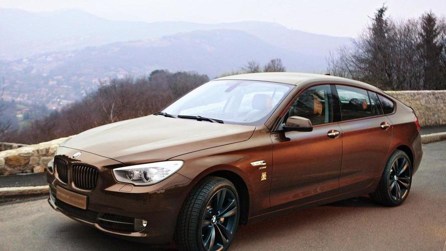 BMW 5 Series Gran Turismo Trussardi