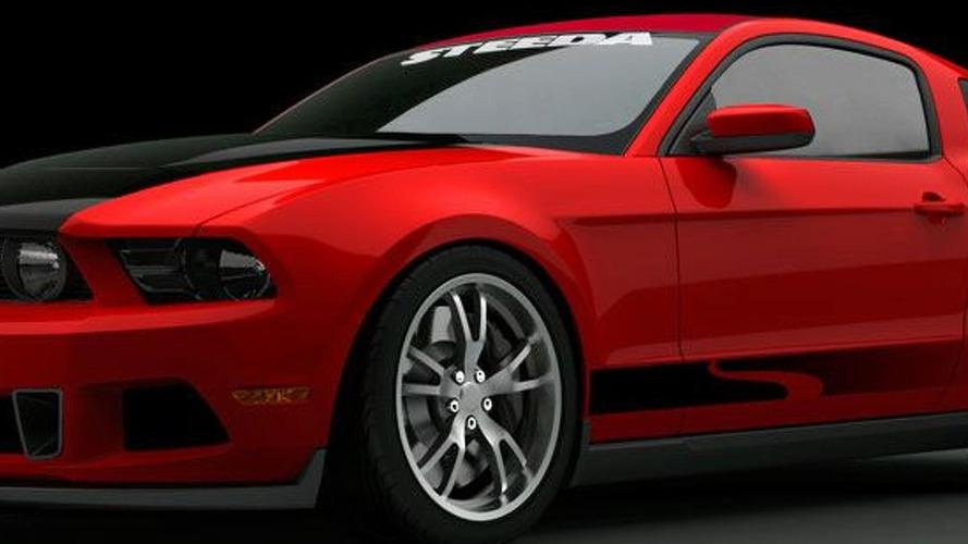 2010 Steeda Q Series Mustang Previewed Ahead of SEMA Debut