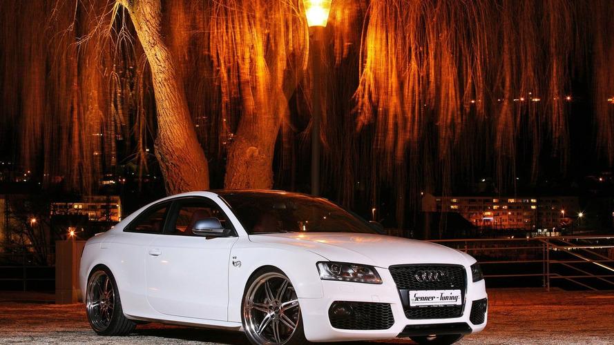 Senner Audi S5 White Beast
