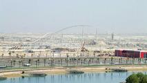 Ferrari World Abu Dhabi GT Roller Coaster First Image Released