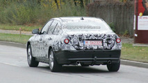2012 BMW 3-Series spy photo on the road in Munich, Germany