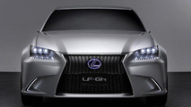 Lexus LF-Gh set for New York 2011 debut