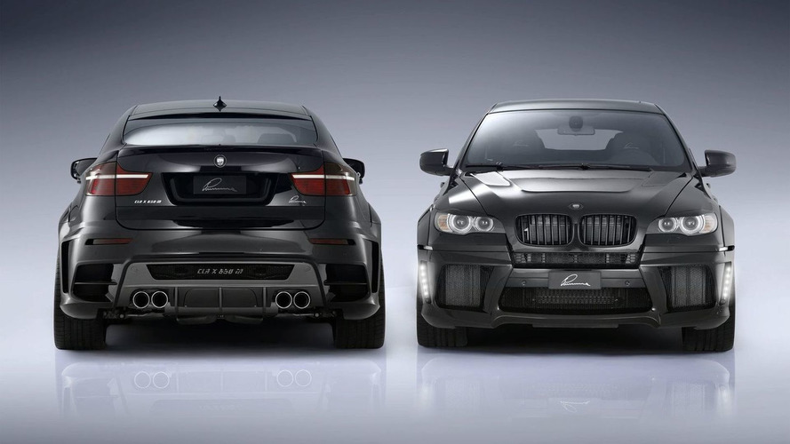 LUMMA CLR X 650 M Based on BMW X6 M Pre-Geneva Reveal