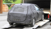 2012 Seat Leon prototype spy photo