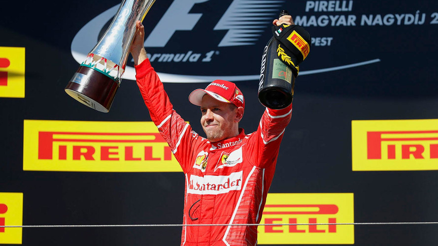 Vettel To Win F1 2017 Drivers' Title, Says Red Bull Advisor