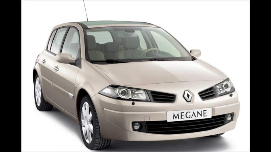 Renault Mégane: Zwei neue Motoren und optische Retuschen